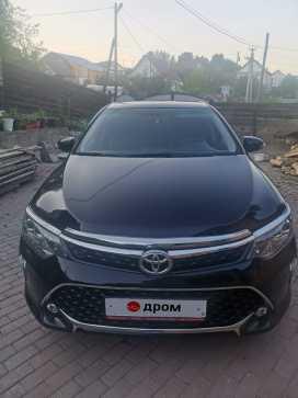 Горно-Алтайск Toyota Camry 2017