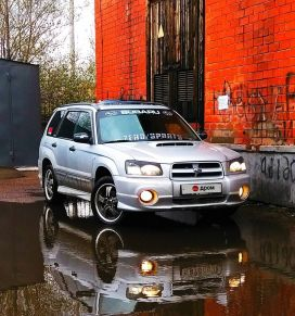 Чита Forester 2002