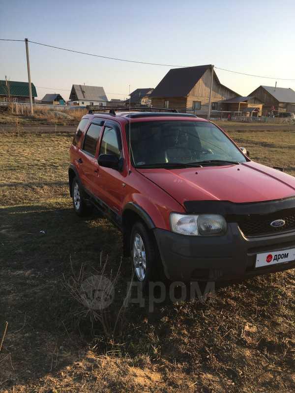 Ford Escape, 2001 год, 380 000 руб.