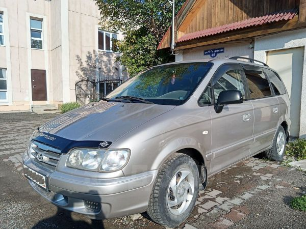 Hyundai Trajet, 2007 год, 420 000 руб.
