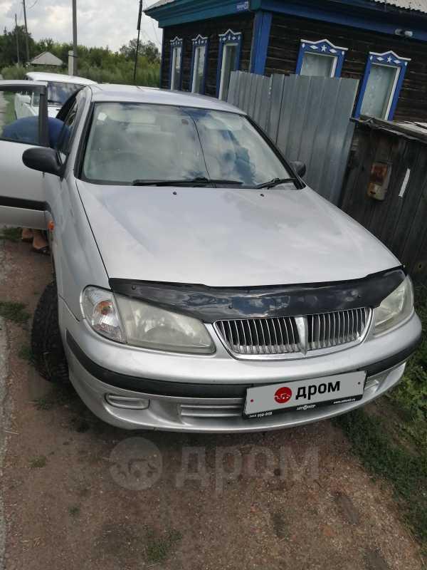 Nissan Sunny, 2001 год, 225 000 руб.