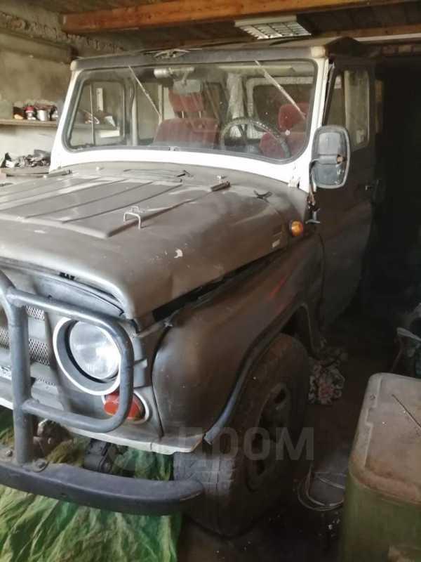 УАЗ 469, 1988 год, 55 000 руб.