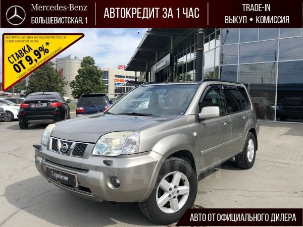 Nissan X-Trail, 2006 год, 510 000 руб.