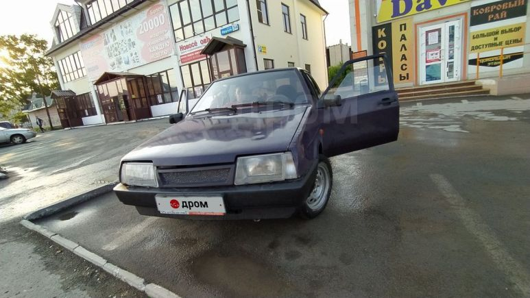 Лада 2109, 1992 год, 25 000 руб.