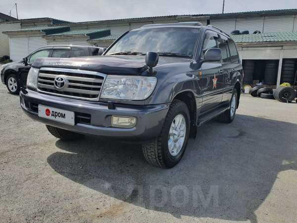 Toyota Land Cruiser, 2005 год, 1 350 000 руб.