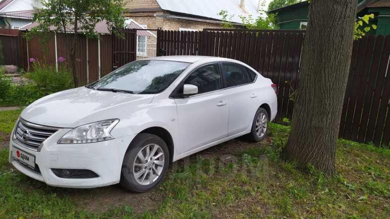 Nissan Sentra, 2015 год, 610 000 руб.