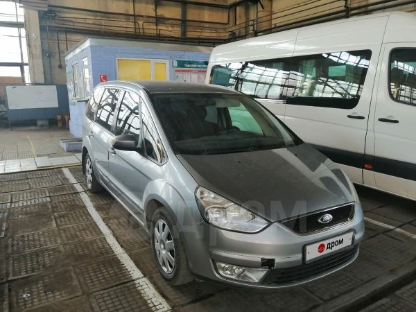 Ford Galaxy, 2007 год, 436 000 руб.