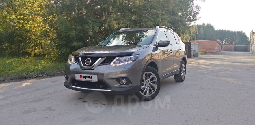 Nissan X-Trail, 2016 год, 1 335 000 руб.