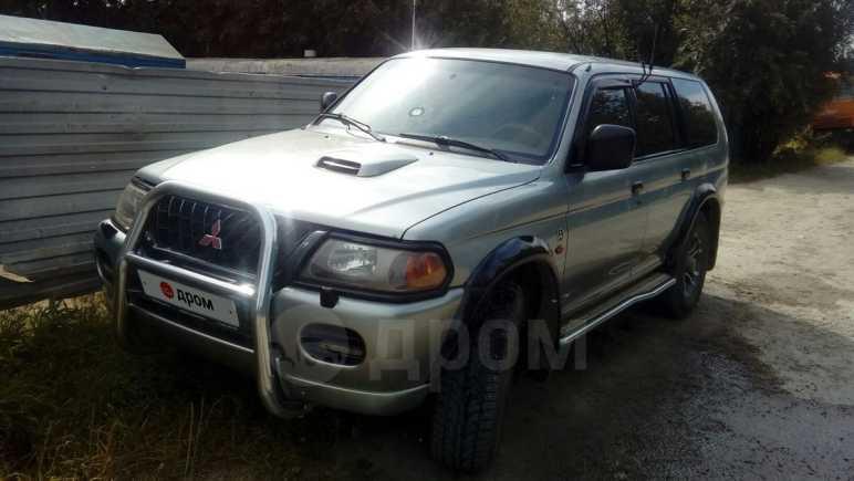 Mitsubishi Pajero Sport, 2000 год, 400 000 руб.
