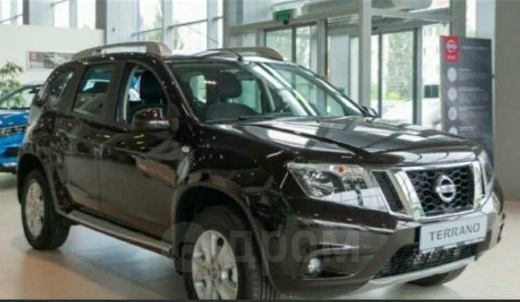 Nissan Terrano, 2019 год, 1 160 000 руб.