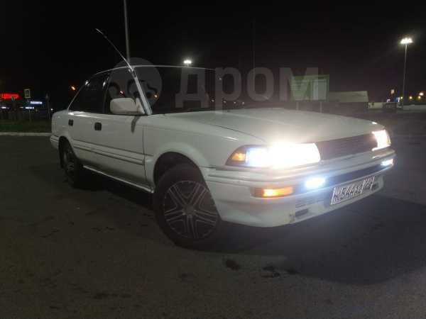 Toyota Corolla, 1989 год, 62 500 руб.