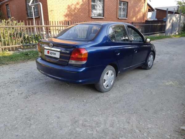 Toyota Echo, 2004 год, 260 000 руб.