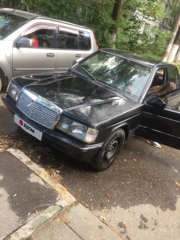 Mercedes-Benz 190, 1983 год, 55 000 руб.