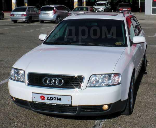 Audi A6, 2002 год, 420 000 руб.