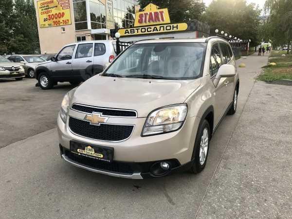 Chevrolet Orlando, 2012 год, 677 000 руб.