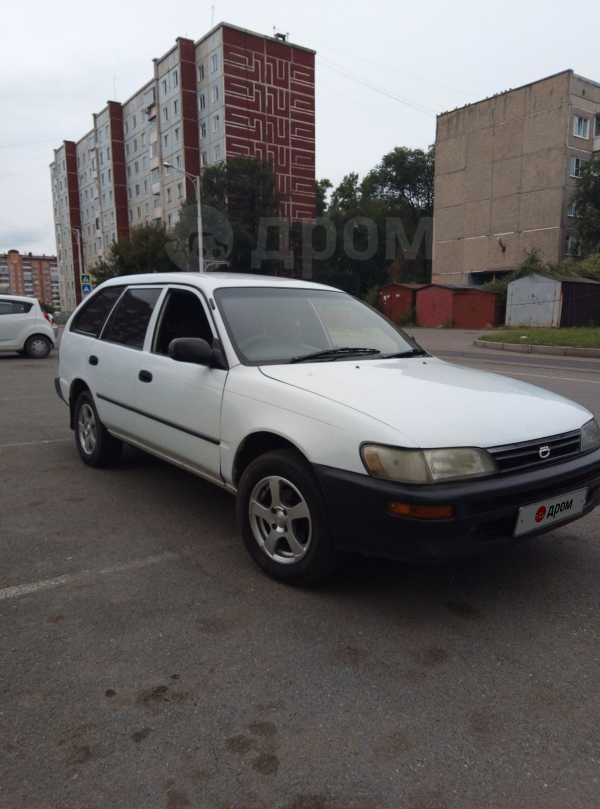 Toyota Corolla, 1991 год, 170 000 руб.