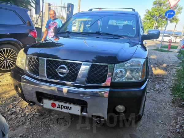 Nissan Armada, 2003 год, 649 000 руб.