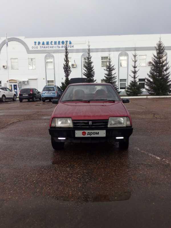 Лада 21099, 2002 год, 100 000 руб.