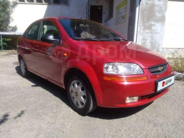 Chevrolet Aveo, 2004 год, 265 000 руб.