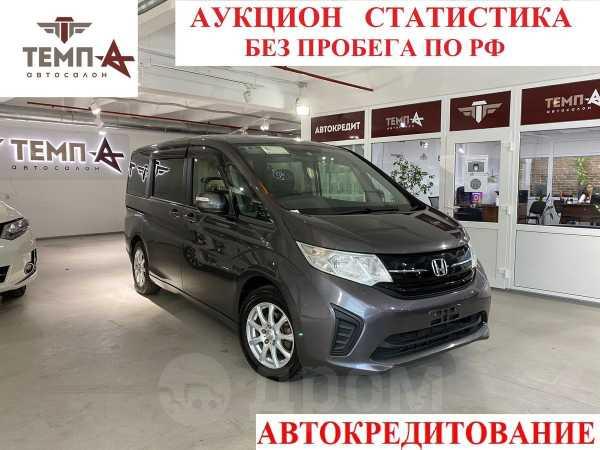 Honda Stepwgn, 2016 год, 955 000 руб.