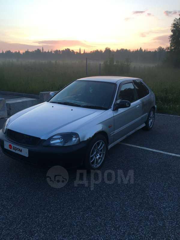 Honda Civic, 1999 год, 110 000 руб.
