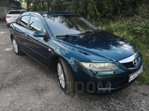 Mazda Mazda6, 2006 год, 340 000 руб.