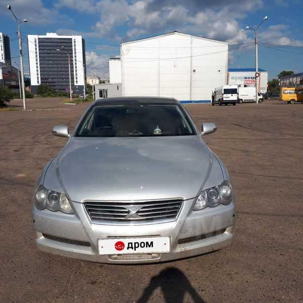Toyota Mark X, 2007 год, 630 000 руб.