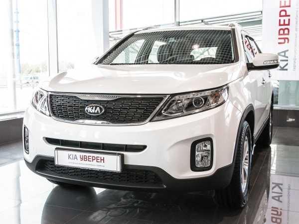 Kia Sorento, 2018 год, 2 269 900 руб.