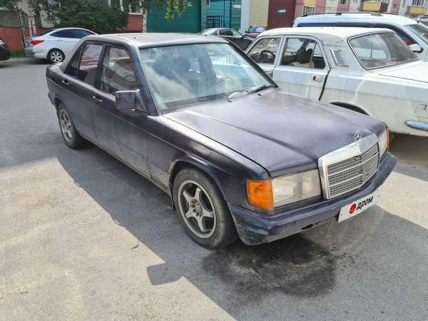 Mercedes-Benz 190, 1986 год, 99 000 руб.