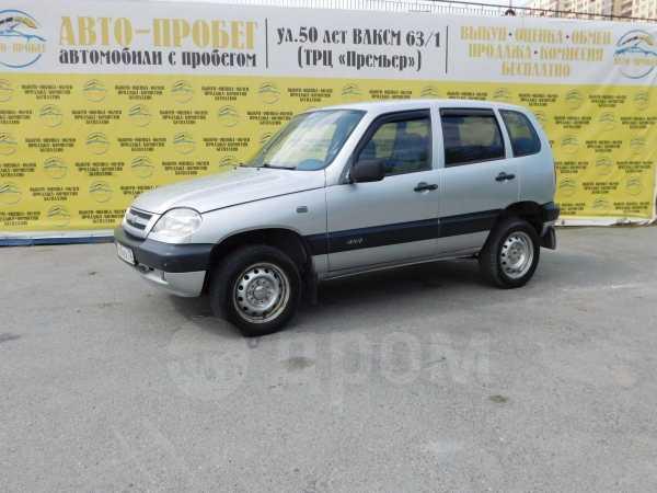 Chevrolet Niva, 2004 год, 147 000 руб.