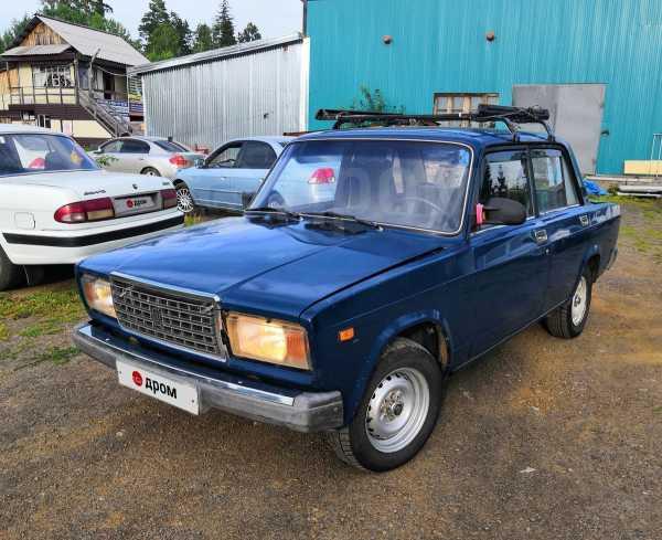 Лада 2107, 2001 год, 29 000 руб.