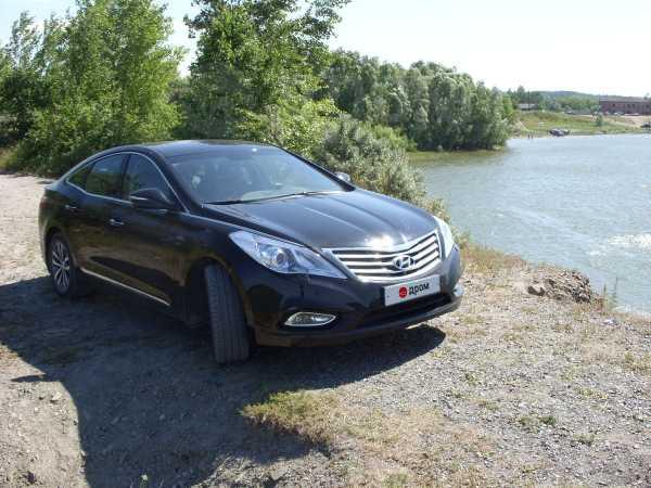 Hyundai Grandeur, 2012 год, 1 200 000 руб.