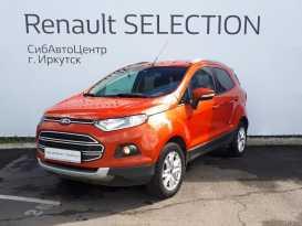 Иркутск Ford EcoSport 2014