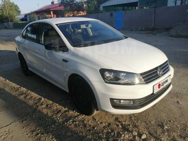 Volkswagen Polo, 2017 год, 550 000 руб.