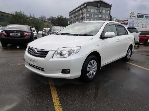 Toyota Corolla Axio, 2010 год, 698 000 руб.