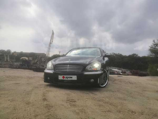 Nissan Cima, 2001 год, 560 000 руб.