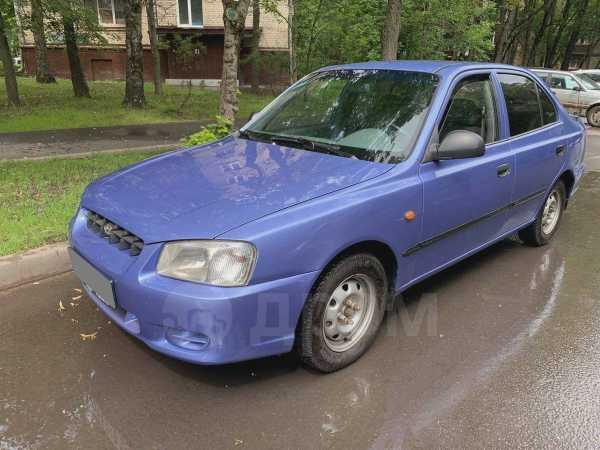 Hyundai Accent, 2004 год, 189 000 руб.
