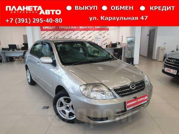 Toyota Corolla, 2000 год, 317 000 руб.