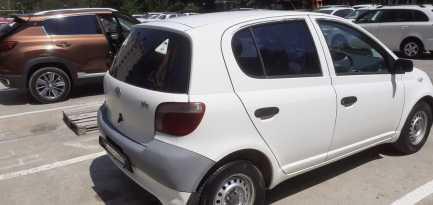Сочи Toyota Vitz 1999