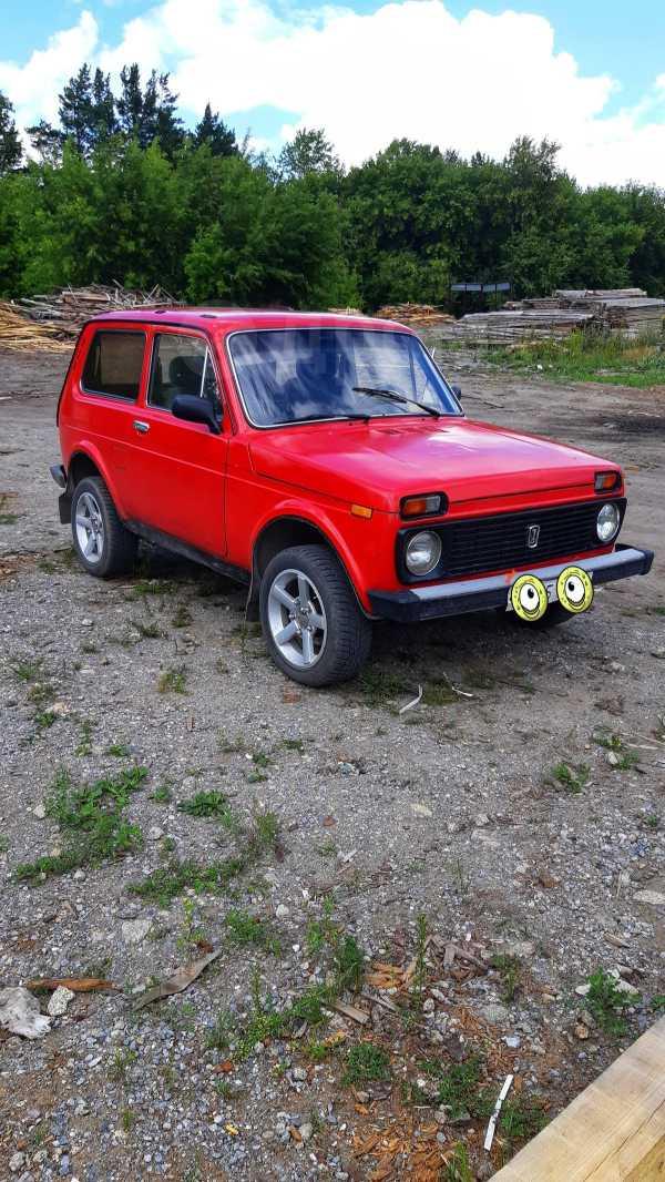 Лада 4x4 2121 Нива, 1993 год, 115 000 руб.