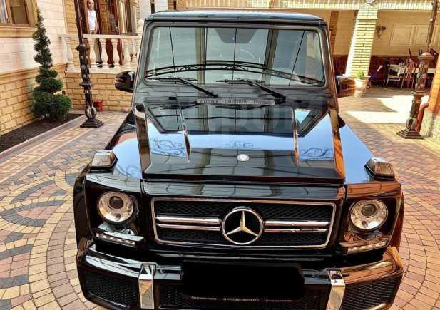 Mercedes-Benz G-Class, 2015 год, 6 200 000 руб.