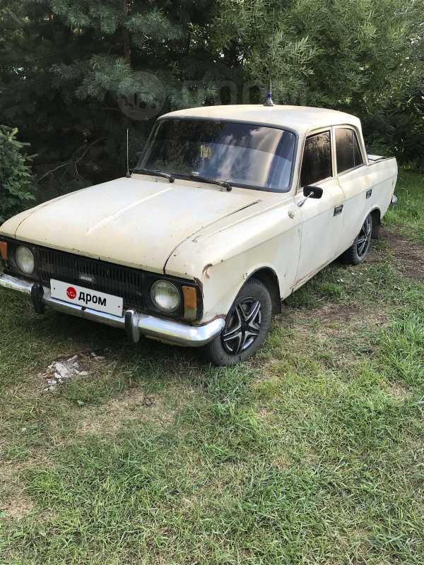 Москвич 412, 1991 год, 20 000 руб.