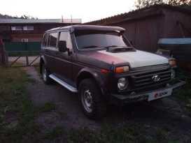 Горно-Алтайск 4x4 2131 Нива 1997