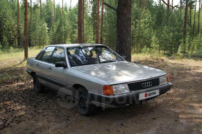 Audi 100, 1986 год, 52 000 руб.