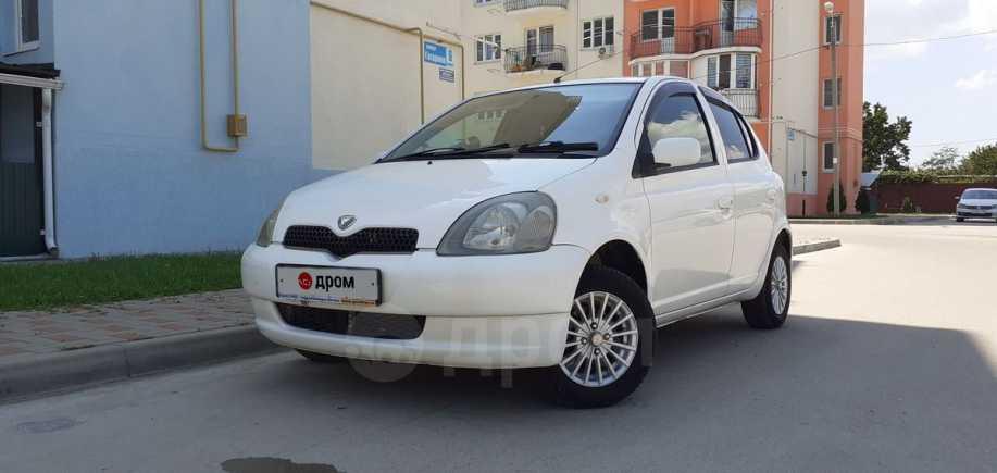 Toyota Vitz, 2002 год, 189 000 руб.
