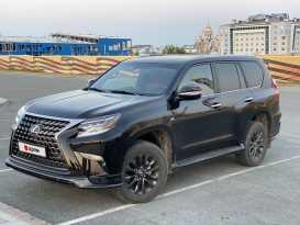 Салехард Lexus GX460 2019