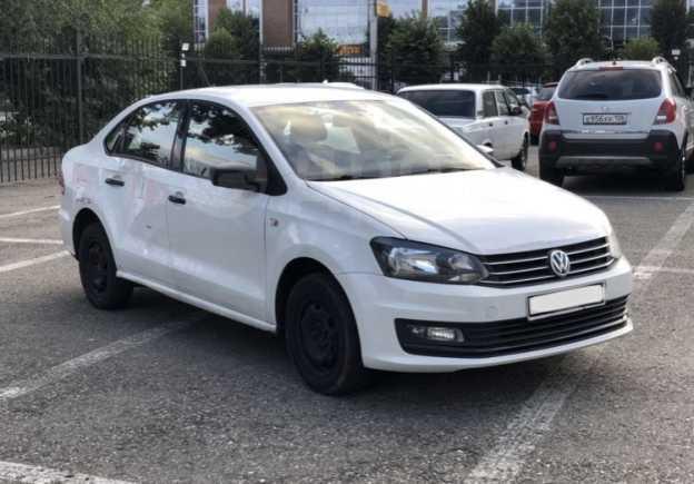 Volkswagen Polo, 2018 год, 485 000 руб.