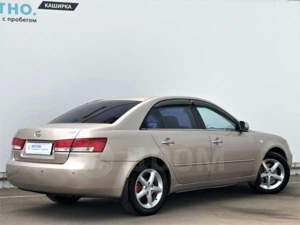 Hyundai Sonata, 2007 год, 439 000 руб.