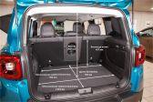 Jeep Renegade 201806 - Размеры багажника