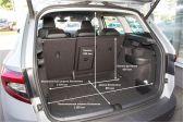 Skoda Karoq 201705 - Размеры багажника